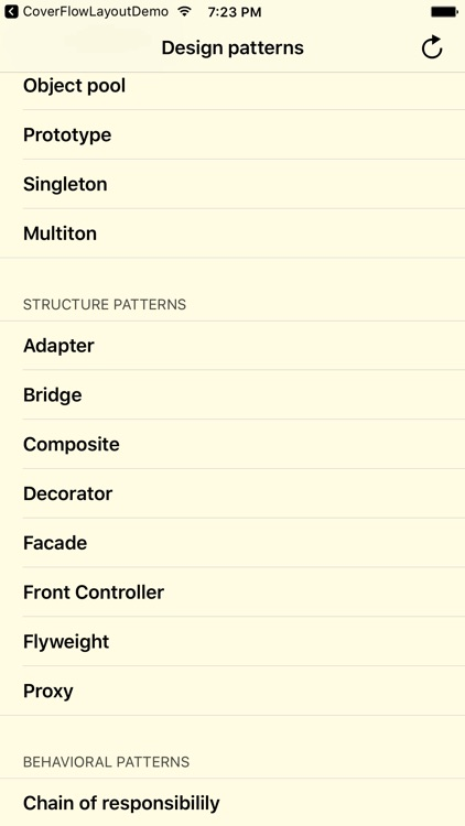 Design Patterns by Example screenshot-3