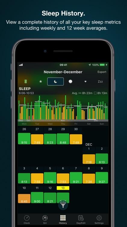 AutoSleep Tracker for Watch screenshot-8