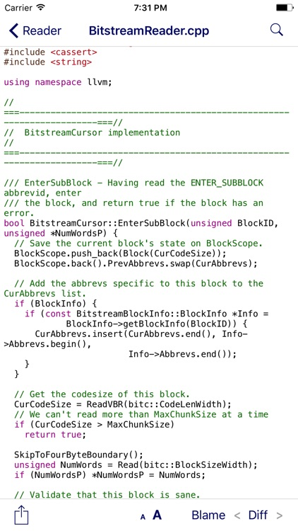 SVN Repo Browser Pro screenshot-5