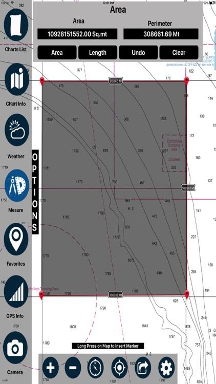 Maryland Marine Charts RNC screenshot-4