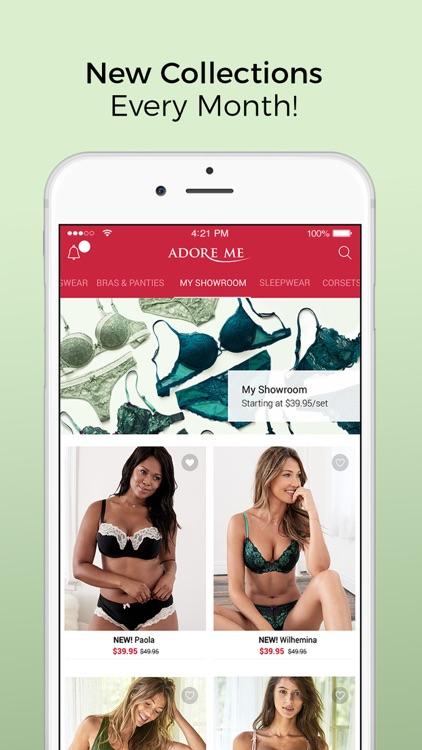 Adore Me Designer Lingerie screenshot-3
