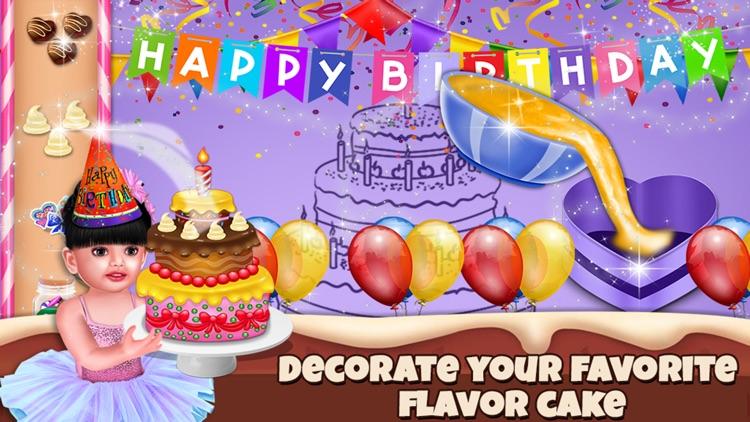 Aadhya Birthday Cake Maker screenshot-3
