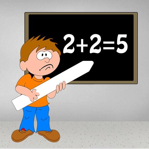 Brain training: peak math game