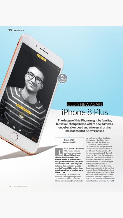 T3 - The Gadget & Technology Magazine screenshot-4