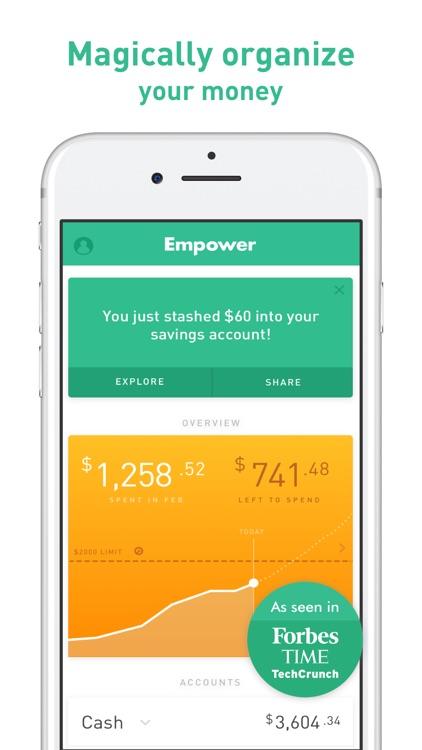Empower - Money Management screenshot-0