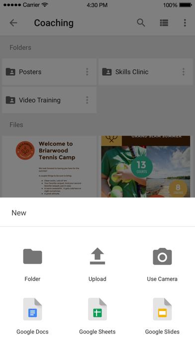 Herunterladen Google Drive - Dateispeicher für Pc