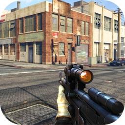 Modern Sniper Stealth