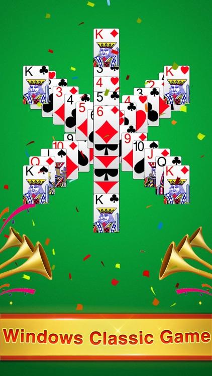 Solitaire Classic Games screenshot-4