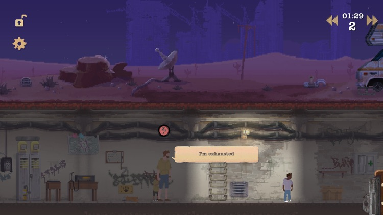 Sheltered screenshot-3