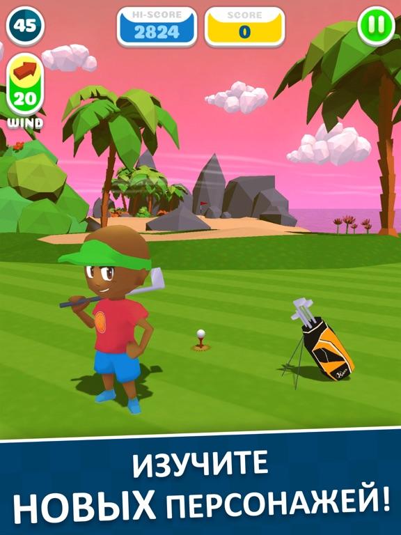 Скачать игру Cobi Golf Shots