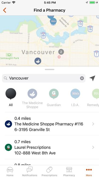 diem® premium care screenshot-3