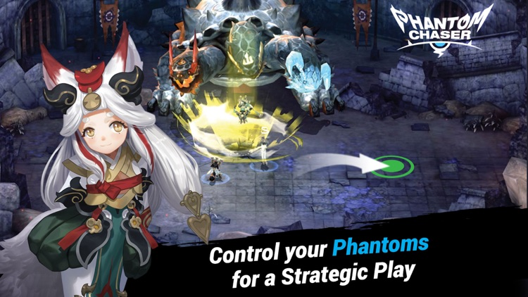 Phantom Chaser screenshot-4