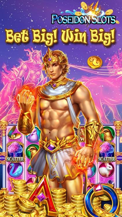 Poseidon Slots - luxury Casino screenshot-3