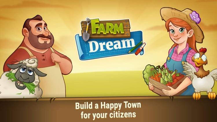 Farm Dream: Farming Sim Game screenshot-0