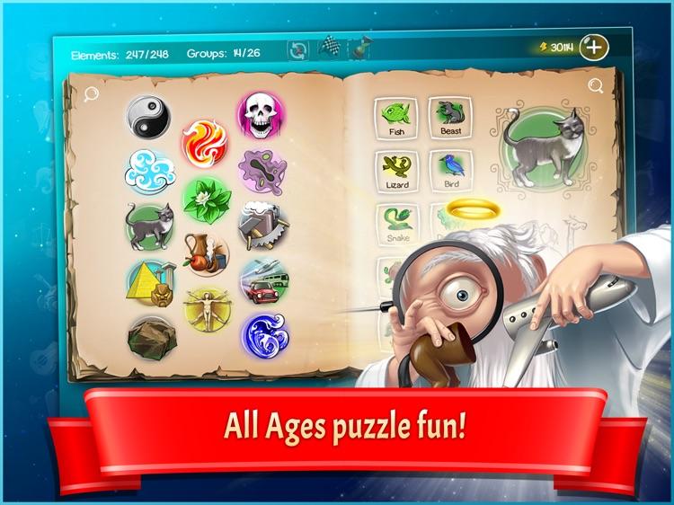 Doodle God HD Blitz screenshot-4