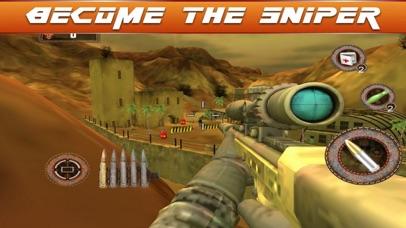 Sniper Fury 3D Assassin War screenshot 3
