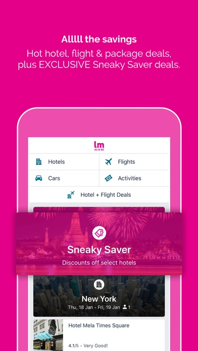 Download Lastminute Hotels & Flights for Pc