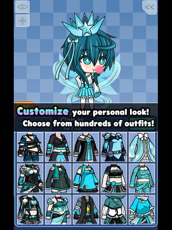 Pocket Chibi - Anime Dress Up screenshot 10