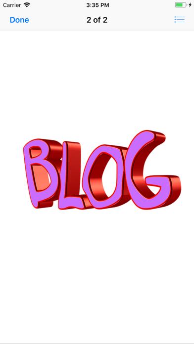 点击获取Blog Stickers