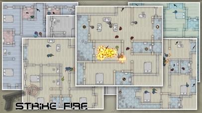 Strike Fire - Break The Door Screenshot on iOS