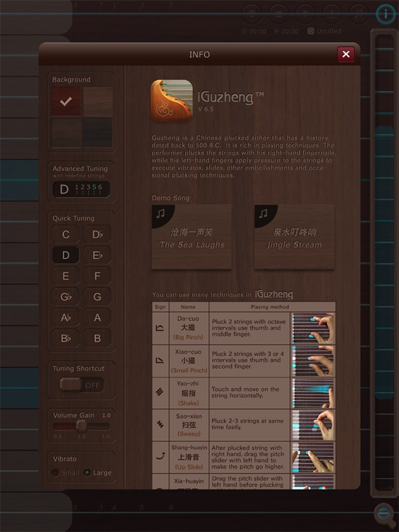 iGuzheng™ screenshot-2