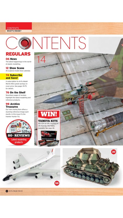 Airfix Model World - plastic scale modelling mag screenshot-1