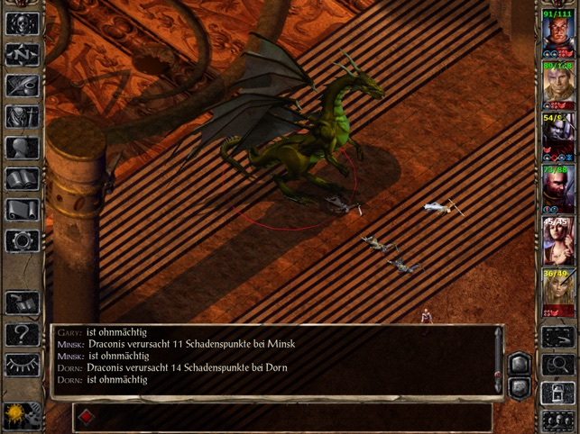 Baldur's Gate II: EE Screenshot