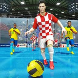 Indoor Soccer Futsal 2018