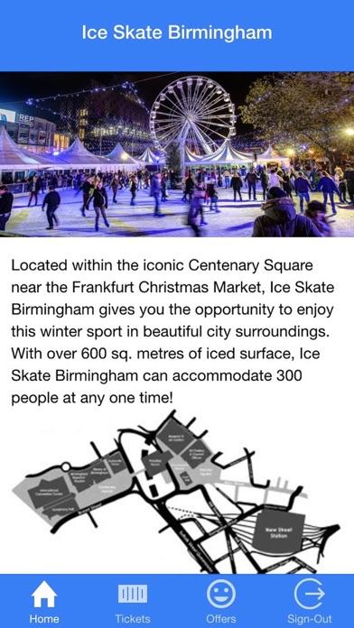 Ice Skate Birmingham screenshot one