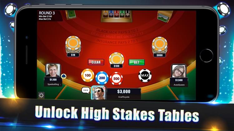 blackjack legends 21 online by wildcard games rh appadvice com