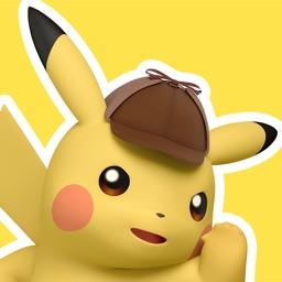 Autocollants Détective Pikachu