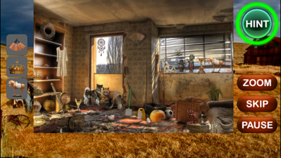 Ghost Town Hidden Objects screenshot one