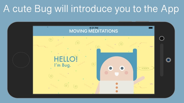 Moving Meditations Screenshot