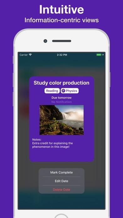 Homework App for Windows