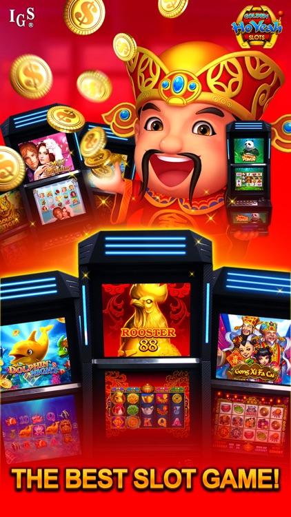 Golden HoYeah Slots - Real Casino Slots