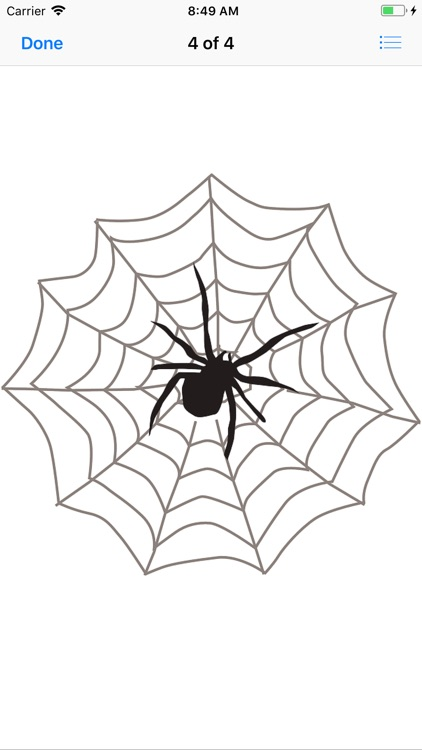 My Spiderweb Sticker Pack screenshot-4