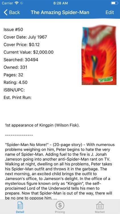 ComicBookRealm screenshot-4