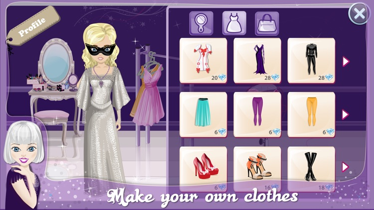 Fashion Design World Halloween screenshot-4