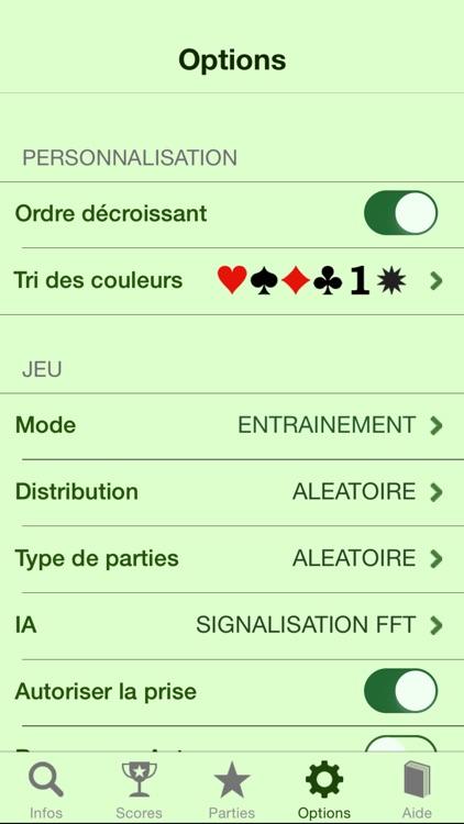 Jeu de Tarot Pro screenshot-4