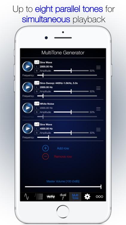 Audio Function Generator PRO screenshot-4