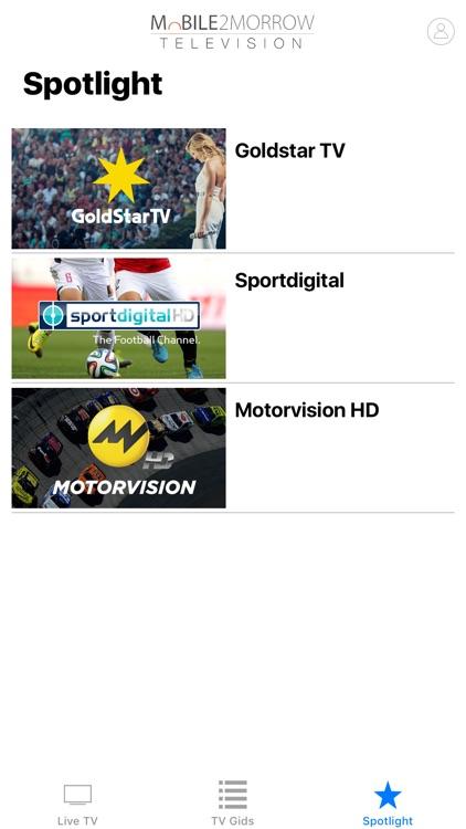 M2M TV