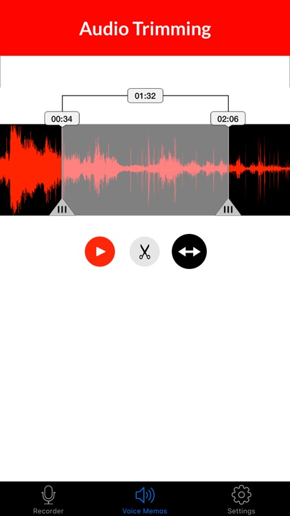 Voice Recorder & Audio Memo + screenshot-2