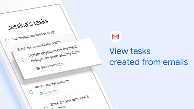 Google Tasks Screenshot
