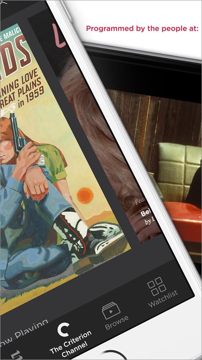 FilmStruck Screenshot