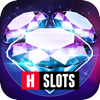 Huuuge Global Ltd. - Huuuge Diamonds Slot Machines  artwork