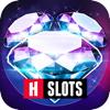 Huuuge Global Ltd. - Huuuge Diamonds Slot Machines  artwork