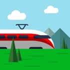 Bahn Russland - Bahnfahrkarten icon