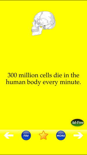Human Body Facts 1000 Fun Quiz on the App Store