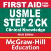 First Aid USMLE Step 2 CK, 9/E
