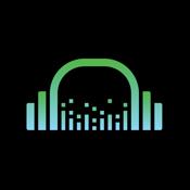 Music analyzer for DJ : Build and manage your next DJ mix with Bpm, Harmonic keys and Decibel like Pro icon